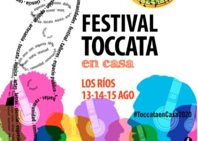 Festival Toccata en Casa Los Ríos 2020